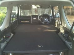 "BigJimny Forum :: Topic: Aussie 2006 Jimny - 4"" lift, 30"" BFGs, cool wheels (1/21) bed 2"