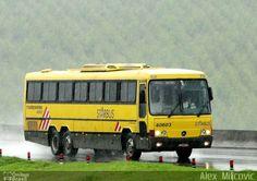Ônibus da empresa Viação Itapemirim, carro 40603, carroceria Tecnobus Tribus III, chassi Itapemirim 2-12910-212. Foto na cidade de Caçapava-SP por Alex Miljcovic, publicada em 23/03/2013 02:15:06.