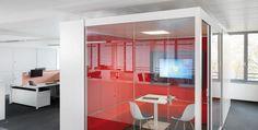 Bridgestone - König + Neurath AG Büromöbel-Systeme
