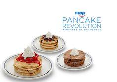 FREE Pancakes with IHOP Pancake Revolution http://simplesavingsforatlmoms.net/2017/06/free-pancakes-with-ihop-pancake-revolution.html