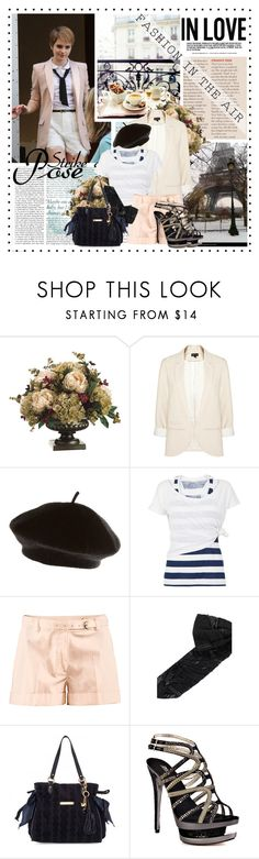 """""""Paris"""" by retrocat1 ❤ liked on Polyvore featuring Victoria Beckham, Lowie, White Label, H&M, Religion Clothing, Juicy Couture and ZiGi Black Label"""