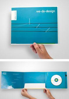 Folder 26  Creative Presentation Folder Designs