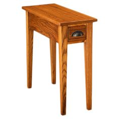 Found it at Wayfair - Favorite Finds End Table in Candleglow II