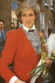 Princess Diana au Pre School Playgroup Association HQ, King's Cross Road,le 13 mars 1987