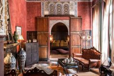 Appartamento Rosso - Hotel Riad Marrakech Dar Darma