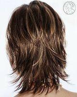 Ideas haircut short choppy shag hairstyles halblang, Ideas haircut short choppy shag hairstyles - New Ideas # Short Shaggy Haircuts, Short Shag Hairstyles, Hairstyles Haircuts, Haircut Short, Mullet Haircut, Layered Hairstyles, Haircut Styles, Hair Styles 2016, Medium Hair Styles