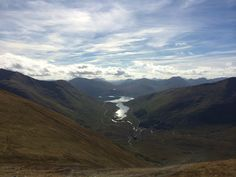 From Glen Shiel Ridge, Scotland