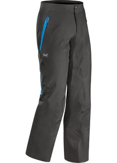 Cassiar Pant Men's Dynamic stretch and GORE-TEX® protection in a streamlined men's ski pant. Snowboarding Outfit, Ski Pants, Freedom Of Movement, Fitness Clothing, Ski And Snowboard, Gore Tex, Gears, Skiing, Layers