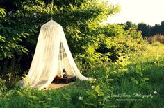mosquito net  for summer days