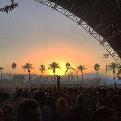 Aller à Coachella