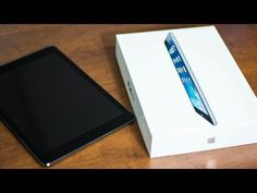 iPad Air Unboxing (+playlist)