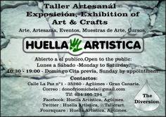 Eventos y Muestras de Arte - ITALIA / CANARIA.  Contactar con nosotros (los nuevos).