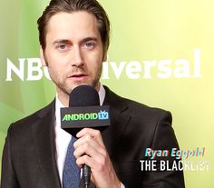 """We spoke to Ryan Eggold of """"The Blacklist"""" now on Thursday's at 9PM AndroidTV #Androidtv #Ryaneggold"""