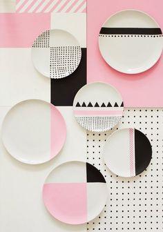 trendland - tasarım tabaklar