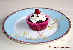 Schwarzwalder Kirsch Cupcakes