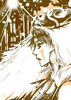 San by MikaiSakura.deviantart.com on @DeviantArt