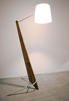 Cerno Group's Silva Giant oversized floor #lamp. Also available as a table lamp.
