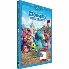 Monsters University Blu-ray DVD. Black Friday Sale from Target! $10! Great Gift Idea!