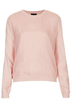 Knitted Organza Front Jumper - Kiss Me Margate - Clothing