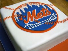 16 Great Mets Cakes Images