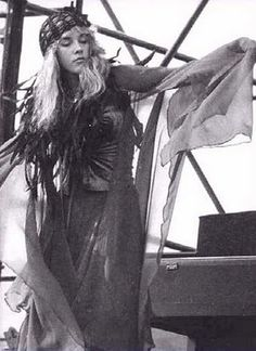 "Stevie Nicks ❤ ""Rihannon sings like a bell in the night,  wouldn't you love to love her..."""