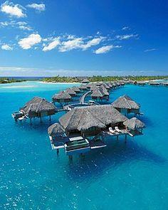 I would probably do anything to be in Bora Bora right now!