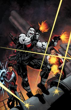 Take an exclusive look at Valiant Entertainment's offerings for February