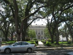 Houma Historic District in Terrebonne Parish, Louisiana.