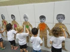 24 Ideas para clases de arte - Alumno On 24 Ideas for art classes - Student On Early Education, Early Childhood Education, Kids Education, Primary Education, Educational Activities, Toddler Activities, Preschool Activities, Preschool Projects, Art Projects