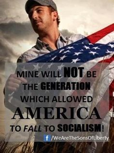 It's up to us to change minds and change politicians so that America does not fail!!!