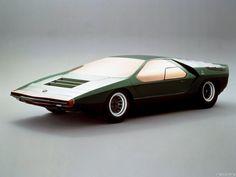 1968 Alfa Romeo Carabo by Bertone. @designerwallace