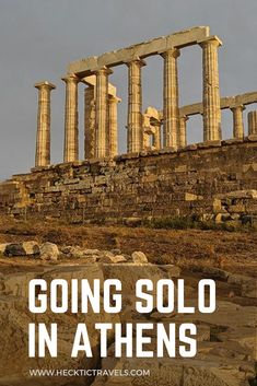 With 9 days solo in Athens I was worried, but needn't be. I was safe, happy, and full of adventure. Inside find 3 standout experiences from my stay. Visit Greece, The Protector, Going Solo, Seattle Skyline, Shades Of Blue, Athens, No Worries, Activities, Adventure