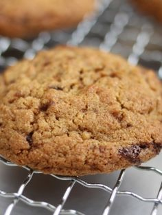 Whole Grain Einkorn Chocolate Chip Cookies I found this great recipe on JovialFoods.com