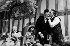It's hard to get a best man speech right so a kiss is well deserved once the task has been completed! Hampshire Uk, South East England, Best Man Speech, Date Today, Forever Yours, Meet The Team, Our Wedding Day, Down Hairstyles, Bro