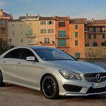 Essai nouveauté : Mercedes-Benz CLA