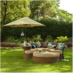 Holland Park Patio Day Bed