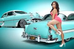 1954 Chevrolet Bel Air Dawn