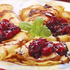 Crepas caseras: cómo prepararlas dulces o saladas