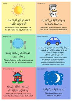 Here you can find free printables t Islamic Books For Kids, Islam For Kids, Ramadan For Kids, Ramadan Tips, Quran Quotes Love, Islamic Love Quotes, Hadith Quotes, Ramadan Crafts, Ramadan Decorations