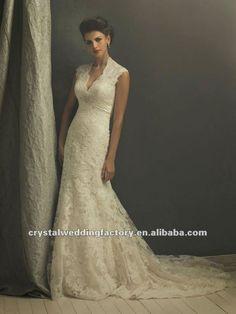 2012 elegante avorio applique pizzo vintage tubino da sposa su misura abiti da sposa cwfaw4193-Gonna di taglia forte-Id prodotto:545081674-italian.alibaba.com
