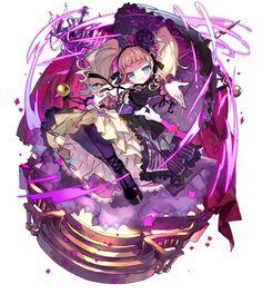 「優美なる紫華」ロザリナ