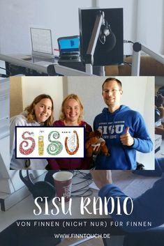 Sisu Radio – von Finnen (nicht nur) für Finnen | #finnland #sisu #radio #nofilter Radios, Finland, Wanderlust, Sport, Products, Finnish Language, To Study, Authors, Travel Tips