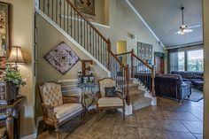 Entry / Rustic / Grandma's Chairs / Stairway