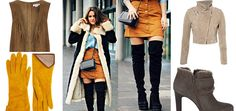 Fashionpedia- Suede is the trend of the season