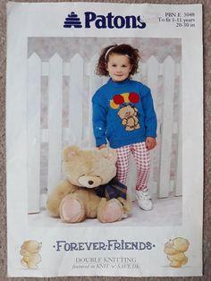 King Cole Children/'s Knitting Pattern 4563 pull et cardigan