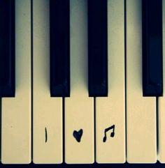I love music...