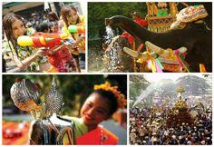 April Festivals Across Thailand