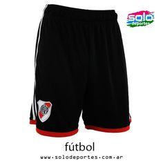 Short River Plate Oficial Negro/Blanco/Rojo  Marca: Adidas 100020G75472001   $ 359,00 (U$S 62,97)