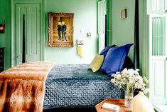Ideas para decorar con el verde como protagonista