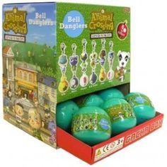 Animal Crossing Bell Danglers Gachas